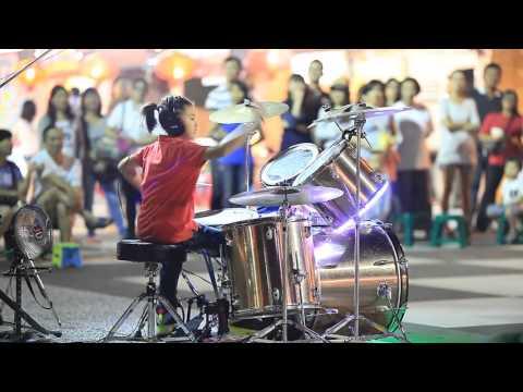 20150926【宣廷】爵士鼓 - One OK Rock~Jibun Rock(Drum Cover)