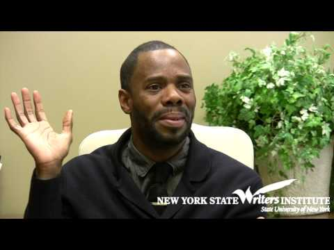 Colman Domingo at the NYS Writers Institute in 2013 - YouTube