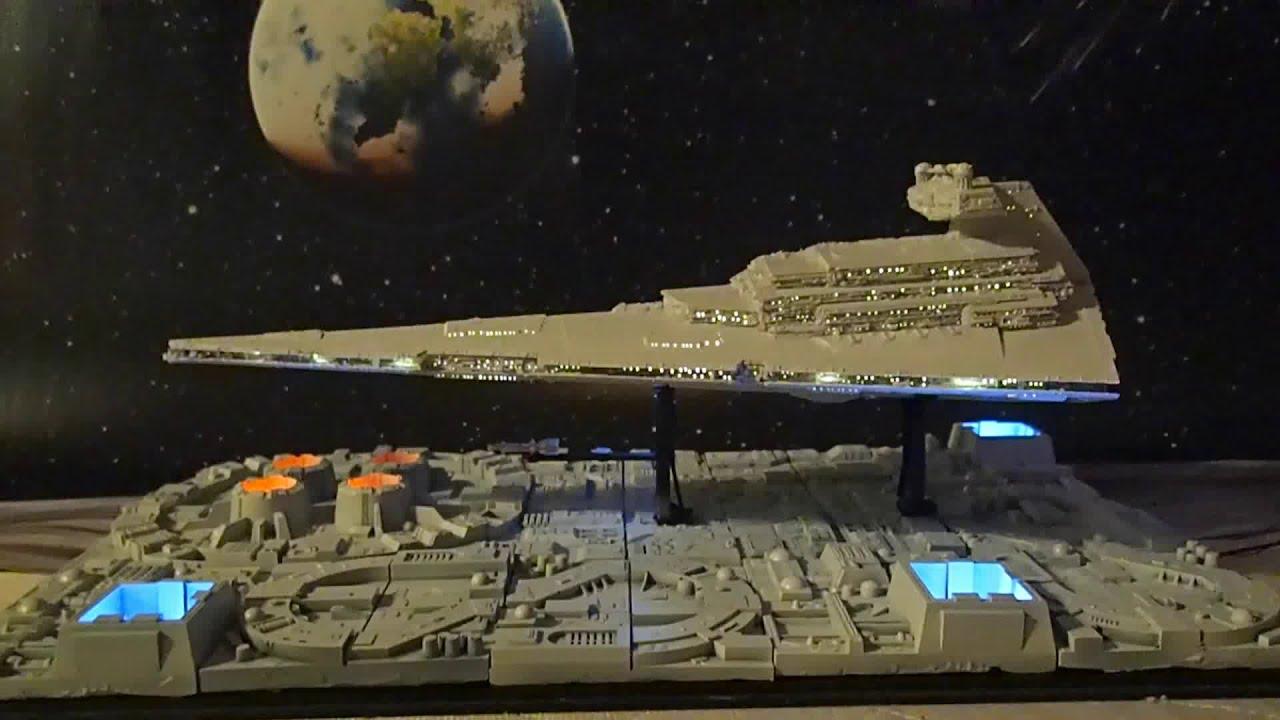 Bandai 1//5000 Star Destroyer Star Wars