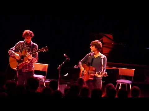 Kings of Convenience - Homesick (Live)