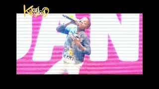 DESTINY BOY  FIRST EVER  APPEARANCE ON STAGE Nigerian Entertainment