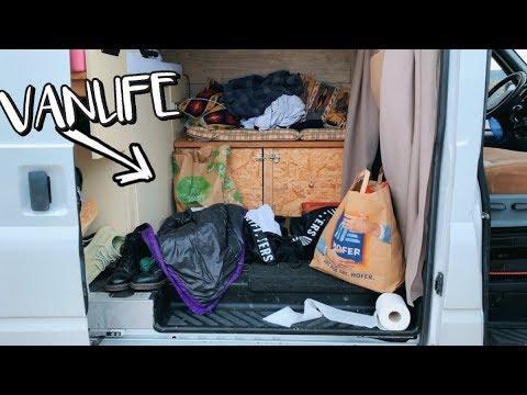 so leben wir im camper van tag 11 youtube