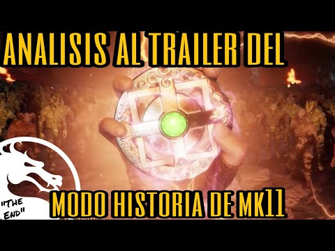 "Analizando El Tráiler Modo Historia De Mortal Kombat 11 |""The End"" thumbnail"