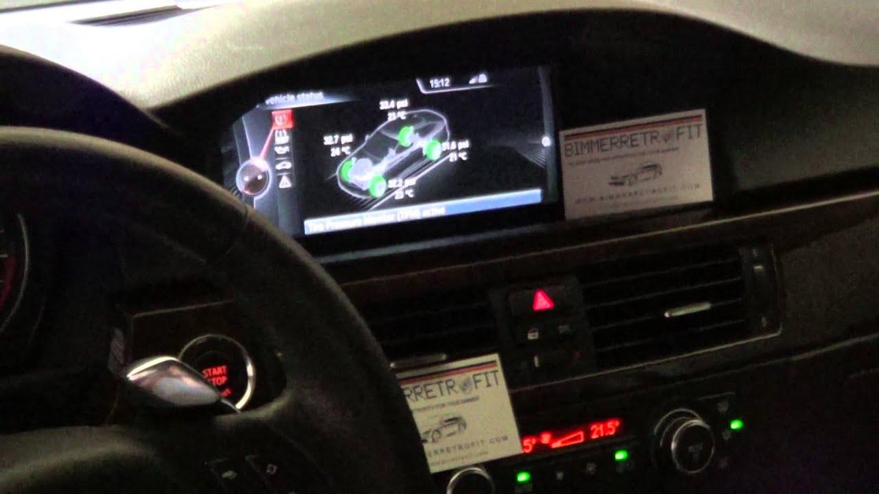 Tpms Tire Pressure Monitoring Retrofit By Bimmerretrofit