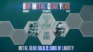 MGS2 - Podcast Special: Part 1