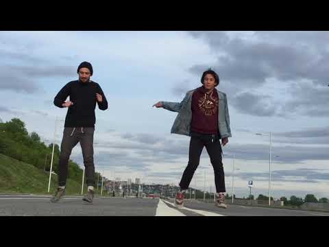 Double shuffle dance
