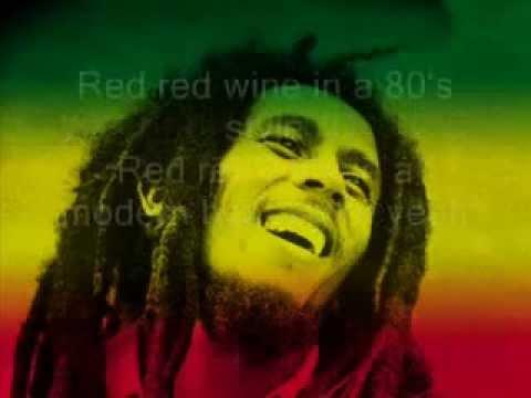 Bob Marley Red red Wine amp Lyrics
