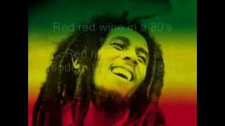 Bob Marley Red red Wine amp Lyrics