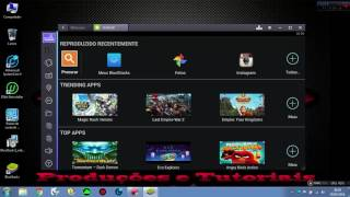 Whatsapp no notebook,Desktop, Simulador de Android BlueStacks