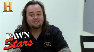 Pawn Stars: CHUMLEE GETS THE LAST LAUGH (Season 9) | History