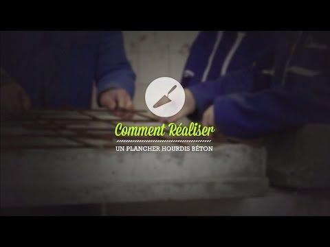Comment Réaliser Un Plancher Hourdis Béton