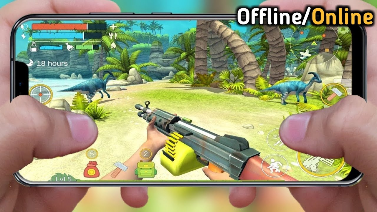 Top 10 Best Games For Android Ios 2019 Offline Online