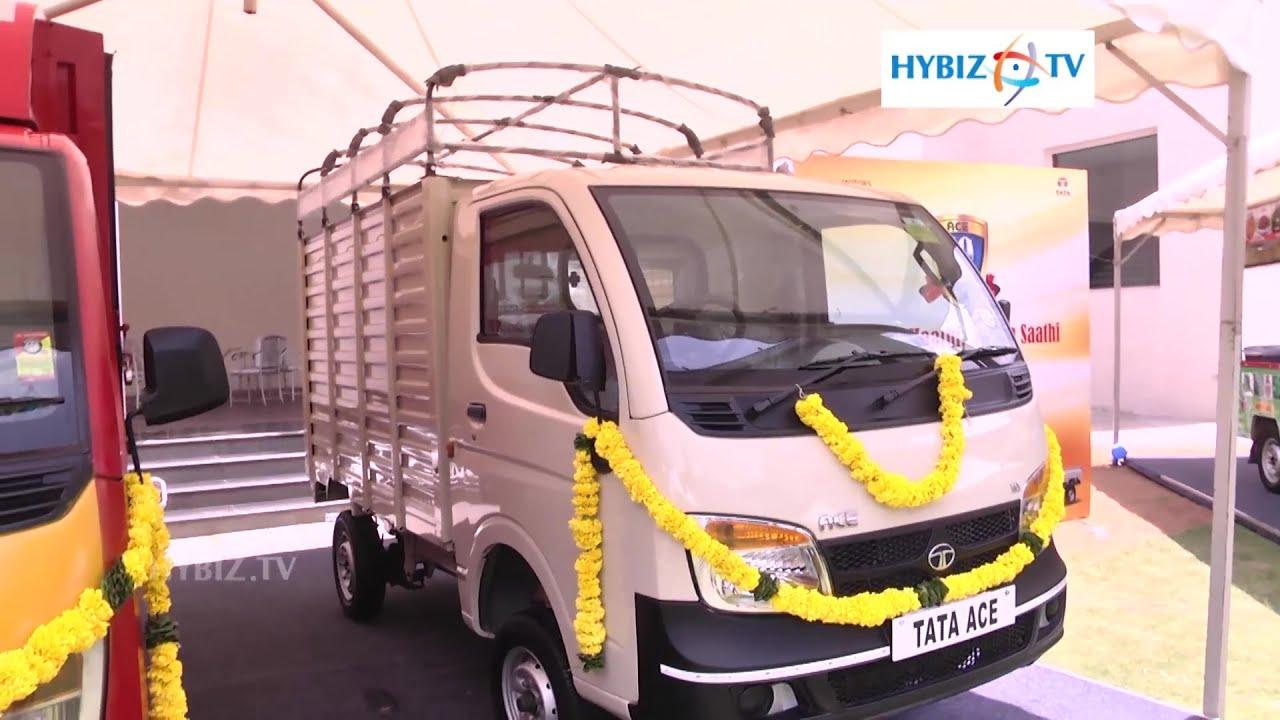 Tata motors tata ace hi tec youtube for How to watch motors tv online