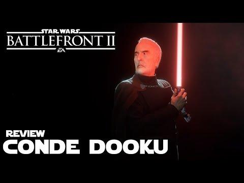 Llego el Conde Dooku - Review Star wars Battlefront 2 - Jeshua Revan thumbnail