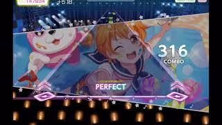 【バンドリ!ガルパ】回レ!雪月花 [EXPERT] Full Combo (BanG Dream! - Maware! Setsugetsuka)