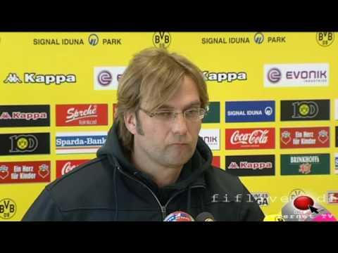 Pressekonferenz BVB vor dem Spiel gegen Werder Bremen