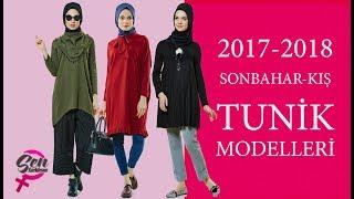 Tunik Modelleri 2017-2018 Sonbahar-Kış