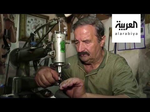 صباح العربية | صاحب محل أصم في دمشق القديمة يتقن ثلاث لغات  - نشر قبل 3 ساعة