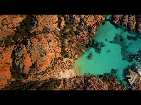Sentiero Cala Coticcio SARDEGNA GoPro Positive Vibes Trails with Relaxing Music By FJK