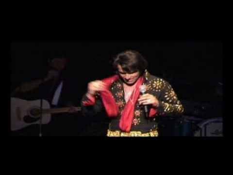 Mark Andrew - Elvis World Cup - Final - Polk Salad Annie, You've Lost That Loving Feeling