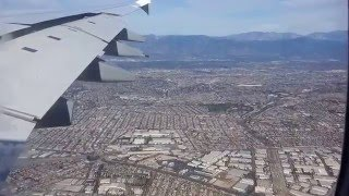 Lufthansa Airbus A380 landing at Los Angeles LAX - Shadow view and ground speed. Camera LG G3 phone
