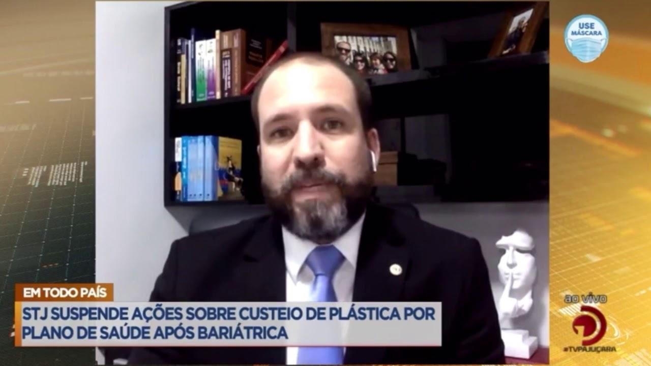 STJ suspende ações que buscam cobertura do plano para cirurgia plástica pós-bariátrica