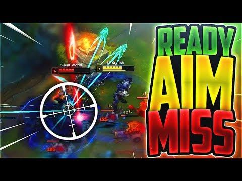 LL STYLISH | READY, AIM, MISS...