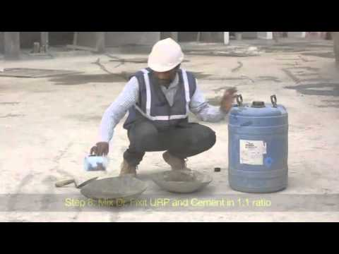 Waterproofing Solutions: Dr Fixit Waterproofing for New Roofs