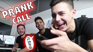 SLOMIO SAM NOGU! | Prank call | LayZ & Frenki Fresh & RageKid