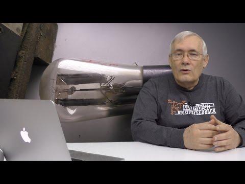 Plauderei am Donnerstag  17: Wie funktioniert eine Elektronenröhre?