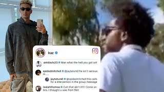 kawhi-leonard-ditches-his-braids-for-new-afro-kyle-kuzma-gets-roasted-by-nba-for-trash-outfit