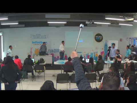 Ceremonia de Premiación Hackathon Infinitum-Microsoft IoT