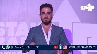 Elvin Ağayev (Stand UP Baku 8-ci şou)