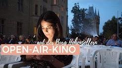 VLOG Open-Air-Kino auf der Burg Hohenzollern