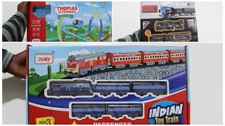 wow Amazing  3 Toy Train Set Unboxing & Testing – Chatpat toy tv
