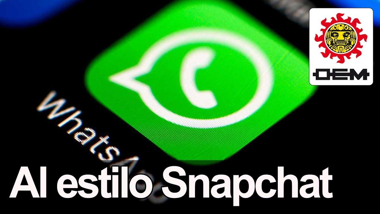 Lo Que No Sabes Del Riesgo De La Nueva Funcion De Whatsapp