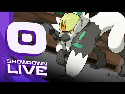 """PASSIMIAN SUSPECT TEST #1"" Pokemon Ultra Sun & Moon! PU Showdown Live w/PokeaimMD"