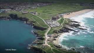Aerial Tour of Cornwall