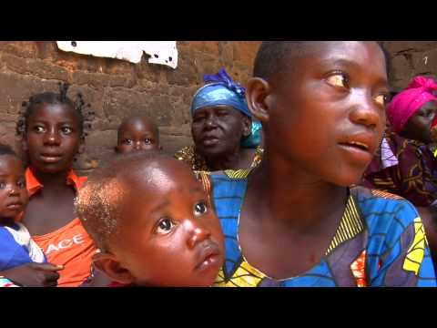 UNICEF 100% Campaign: Going the distance for immunization in DR Congo