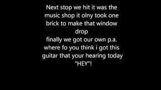 April 26 1992 lyrics by Sublime