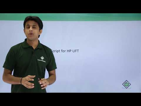 HP UFT/QTP - VB Script Introduction