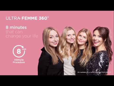Ultra Femme 360 VIDEO Dr. Yale Varnado Womens health and confidence boosters