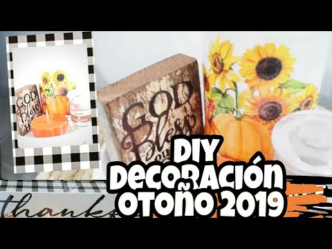IDEAS PARA DECORAR TU CASA EN OTOÑO 2019 / El Blog De Nelu
