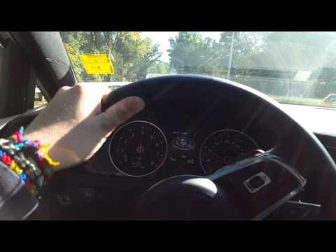 2015 Volkswagen GTI 2.0T DSG Highway Merge