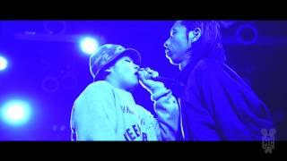 LAB MC BATTLE 2016.12.29 @ Hip Shot Japan DARK VS 呂布カルマ https:...