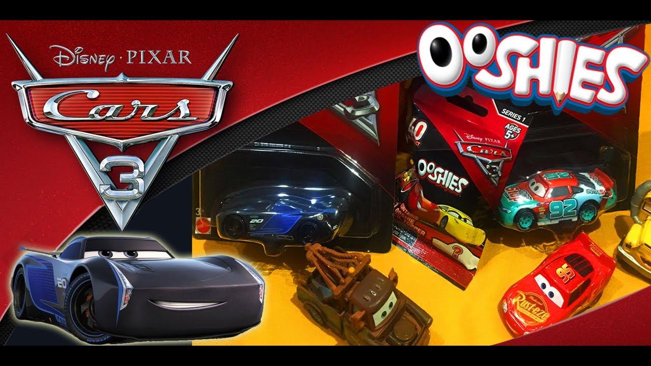 Juguetes cars 3 pixar disney cars toys ooshies rayo - Juguetes cars disney ...