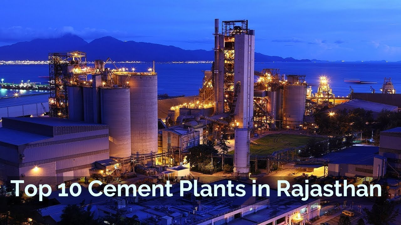 Top 10 Cement Companies in Rajasthan - Dial Me Now