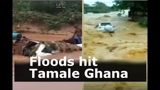 One person confirmed dead in Tamale floods