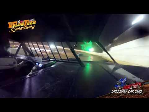 #97 Chris Coffey - Sportsman - 9-7-19 Volunteer Speedway - In-Car Camera