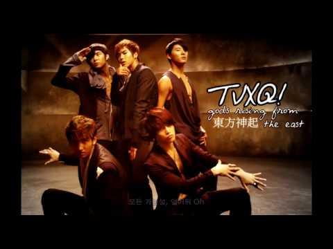 東方神起 - 咒文 동방신기 - 주문  TVXQ - Mirotic Cover By Shun